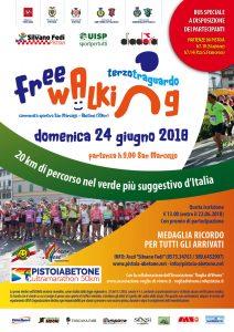 Free Walking 2018